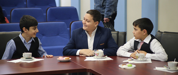 Юные ставропольцы выступят в составе «хоровой сборной» сочинской Олимпиады
