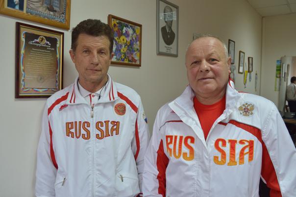 Ставропольские  арбитры