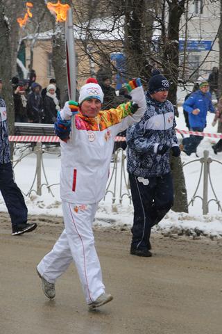 14 километров Олимпиады