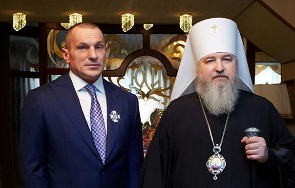 Награда патриарха