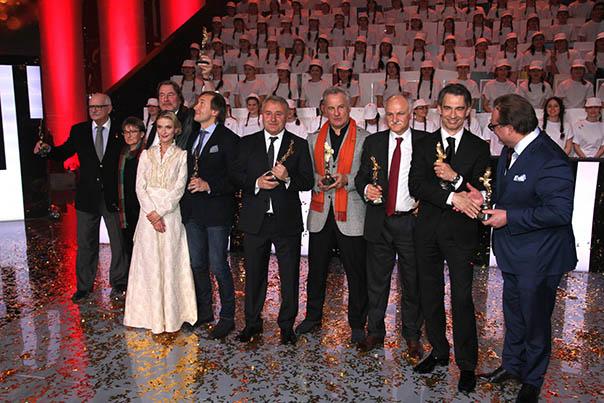 «Легенда № 17» обошла «Сталинград» в борьбе за премию «Золотой орел»