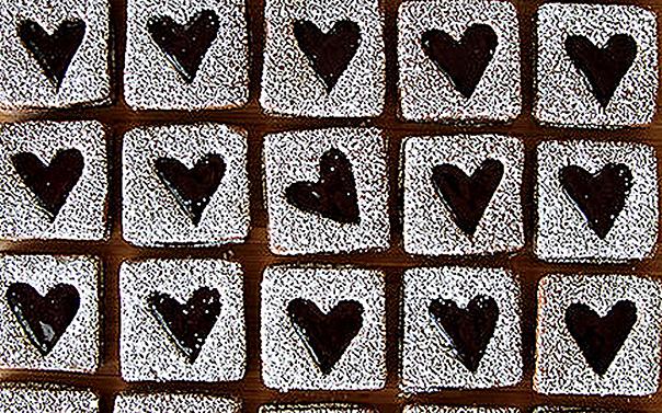 Шоколадные десерты ко Дню влюбленных