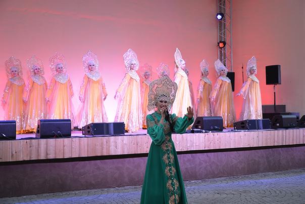 Олимпийский Сочи аплодировал юным ставропольцам из детского ансамбля «Радуга»