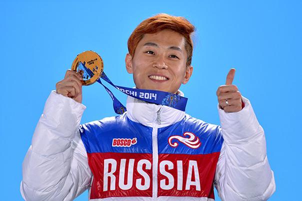 Российский гимн в корейском исполнении