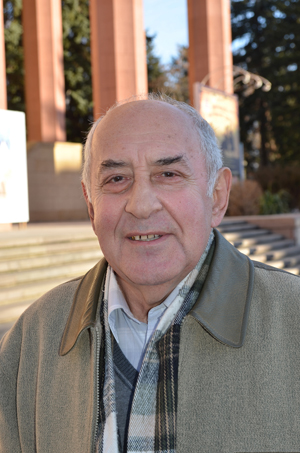Владимир Аллахвердов: «Радует больше всего, что есть смена»