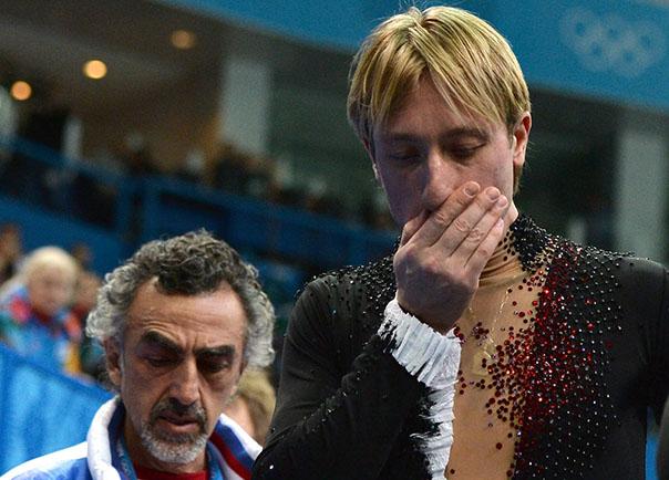 Страсти по Плющенко
