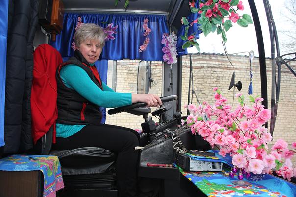 Праздники в троллейбусе