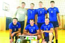 Волейбольный турнир в честь Дня города
