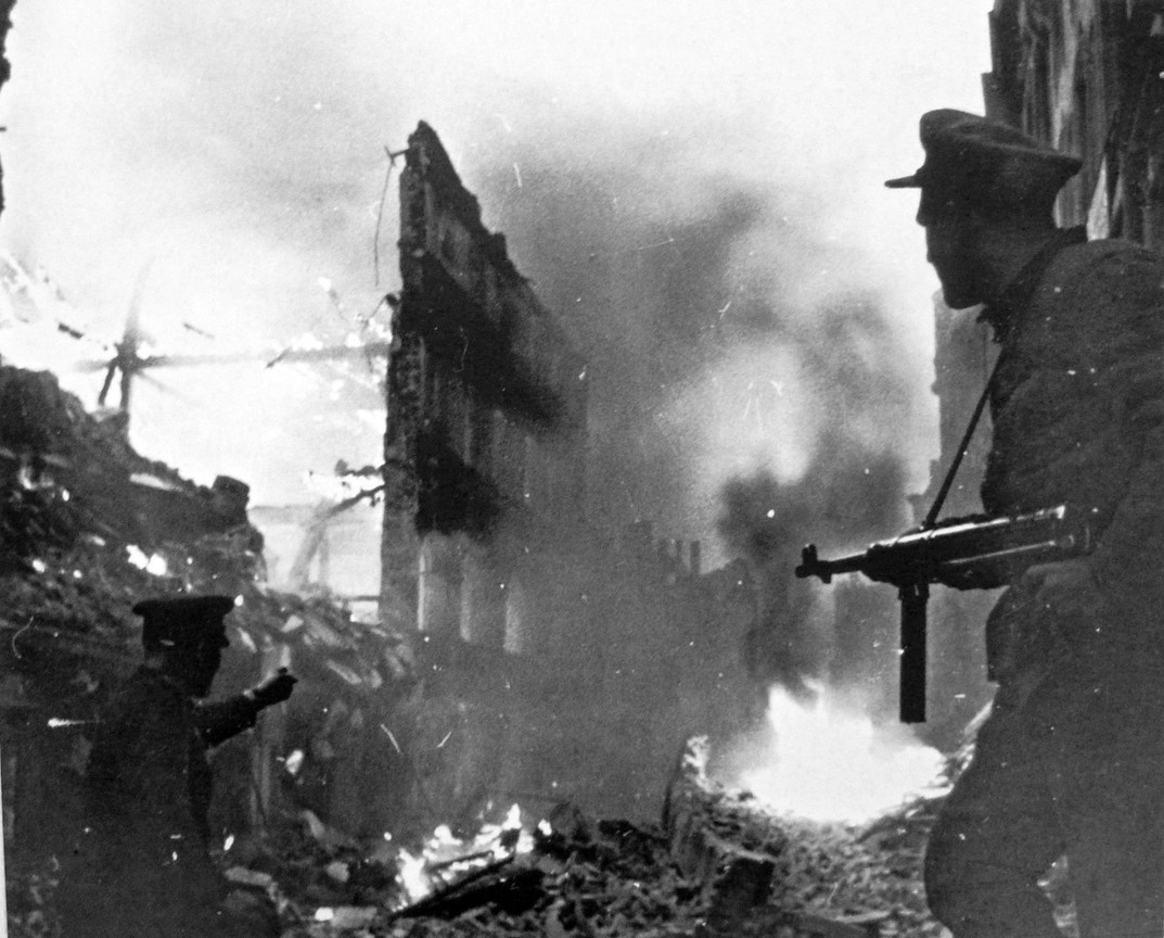 1 1945 for Cities destroyed in ww2
