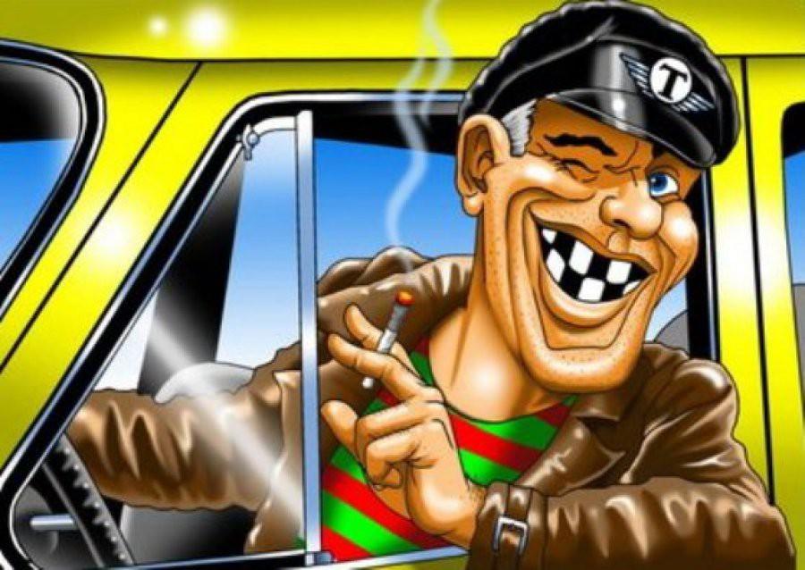 В Генічеському районі нелегальні таксисти напали на автобус із пасажирами