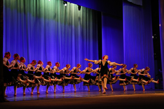 Конкурсы хореография ставропольский край