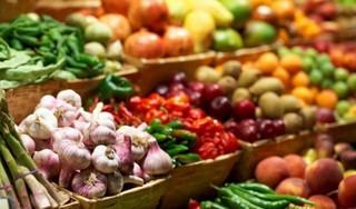 Картинки по запросу овощи на прилавке фото