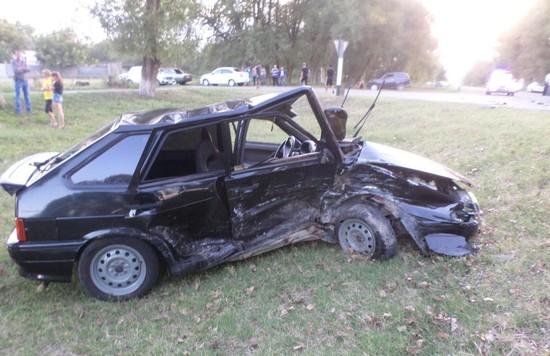 В трагедии наставропольской трассе пострадали 4 человека