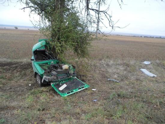 НаСтаврополье разбился насмерть 36-летний гражданин Дагестана