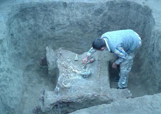 ВСтавропольском крае при замене газопровода обнаружили древнейшие сокровища