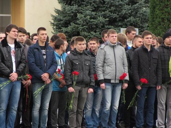 День призывника отпраздновали вСтаврополе