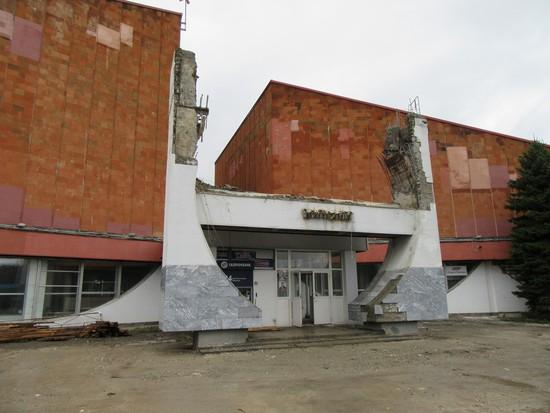 в обновлённом кинотеатре салют будет пять залов вместо двух