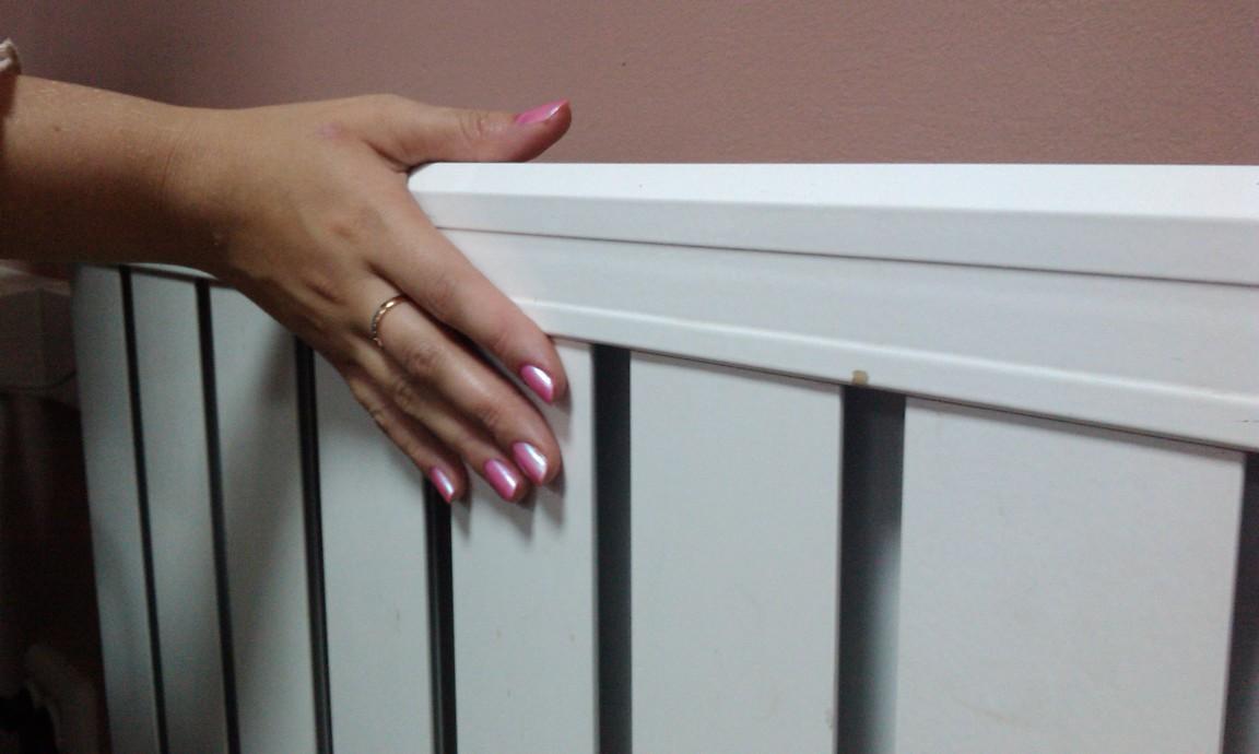 Вказанских домах на10 дней включат отопление
