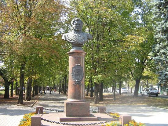 Бульвар генерала Ермолова вСтаврополе украсят березки
