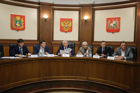 ВСтаврополе управление троллейбусным парком могут передать городской администрации