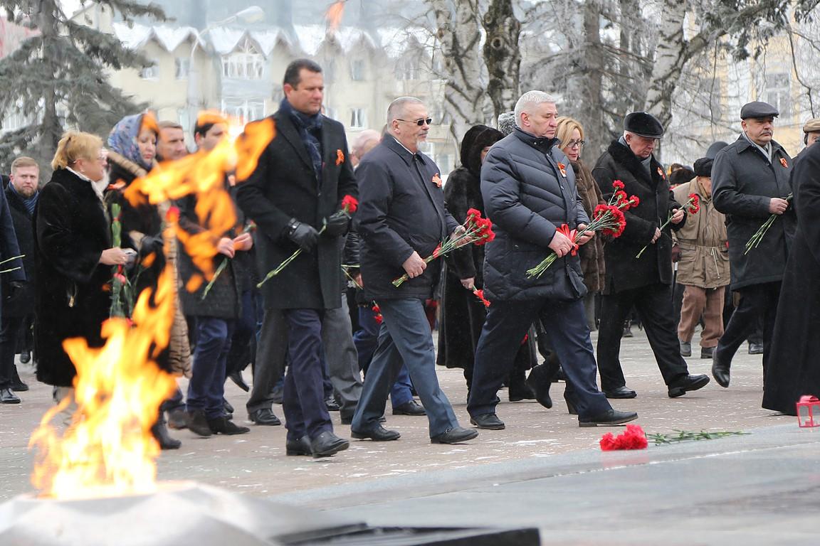 схема маршрута огня 2014 в ставрополе