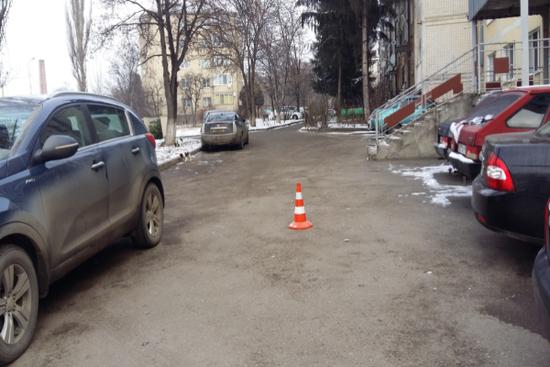 ВПятигорске шофёр сбил 10-летнего школьника и исчез