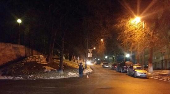 ВПятигорске полицейские ищут водителя, скрывшегося сместа трагедии
