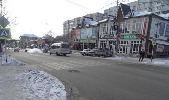 НаСтаврополье разыскивают водителя, сбившего пешехода вЕссентуках