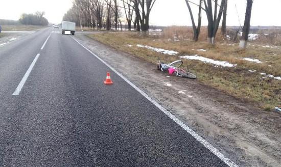 НаСтаврополье шофёр грузовой «ГАЗели» сбил велосипедиста