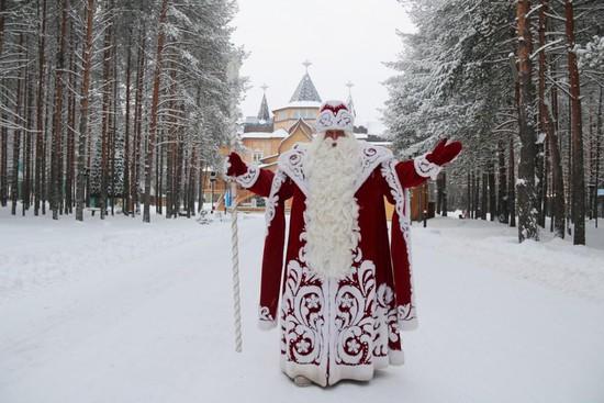 Курганцы отправятся вРезиденцию Деда Мороза