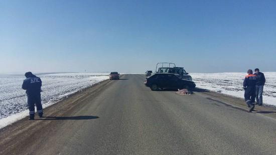 ВПредгорном районе Ставрополья водитель-пенсионер умер при совершении разворота