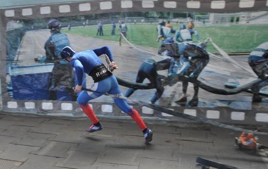 НаСтаврополье прошёл чемпионат СКФО попожарно-прикладному спорту