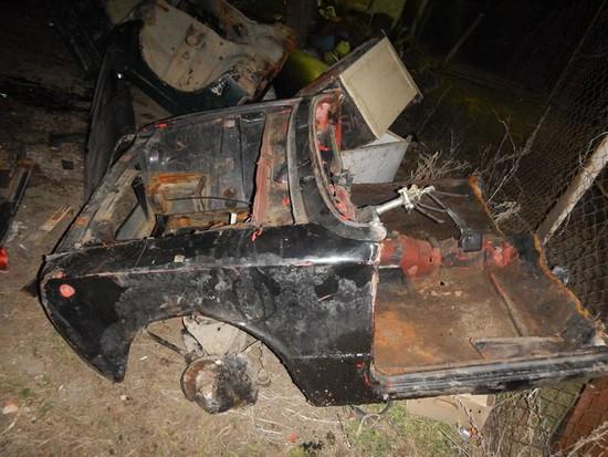 НаСтаврополье мужчина сдал вметаллолом чужой автомобиль