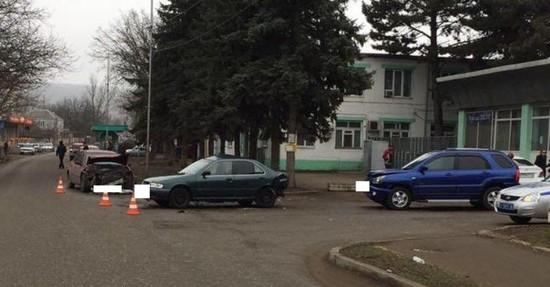 ВПятигорске девятнадцатилетний шофёр устроил тройное ДТП Ставрополье