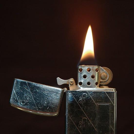 ВМихайловске ребенок отравился газом для зажигалок