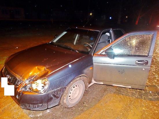 23-летний шофёр Приоры сбил девушку вНефтекумском районе