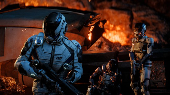 Проблемы Mass Effect: Andromeda останутся в релизной версии