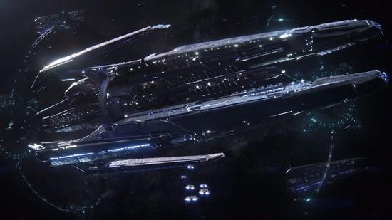 Намобильных устройствах выйдет приложение-компаньон для Mass Effect: Andromeda