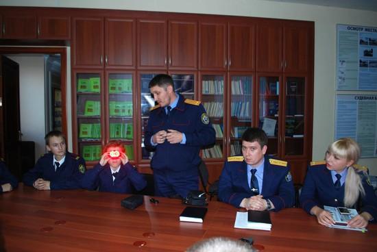 Где обучают наследователя икак имстать поведали подросткам вСтаврополе