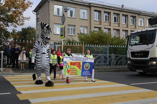 В Российской Федерации увеличились штрафы занепредоставление преимущества пешеходам