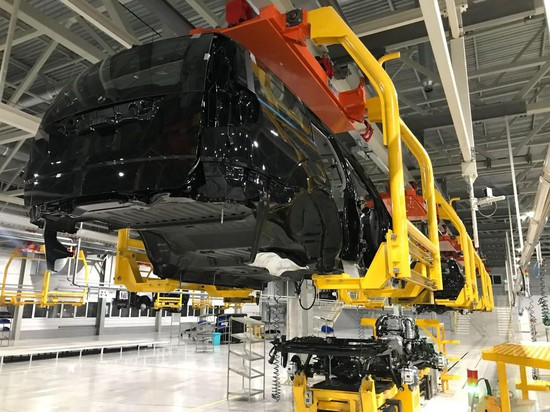Вскором времени  наСтаврополье откроется автомобильный завод