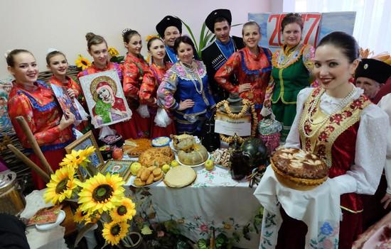 НаСтаврополье прошел День казачки