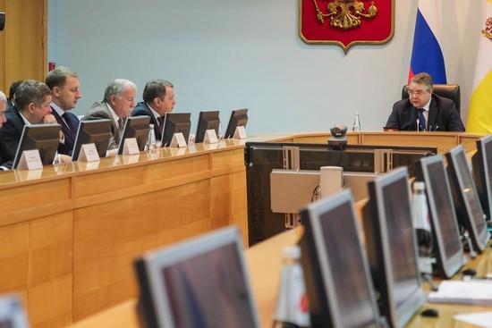 Губернатор Владимиров поручил всрок открыть новейшую больницу вюго-западном районе Ставрополя