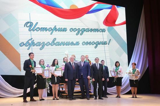 Наилучших учителей ивоспитателей выбрали вСтаврополе