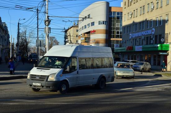 В Ставрополе будет создан общественный совет транспортников