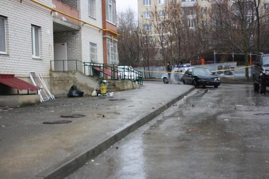 Вквартире устроителя взрыва вСтаврополе найдено мощное взрывное устройство