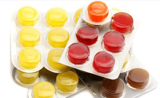таблетки от горла список