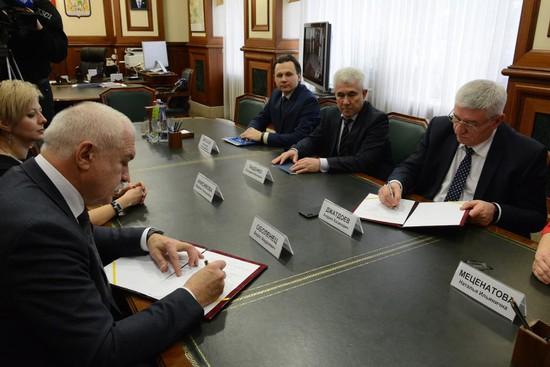 Ставропольские власти обсудили строительство 2-ой очереди проспекта русского