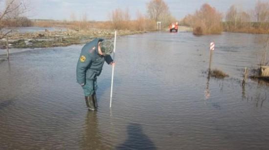 ВСтавропольском крае квесенним паводкам готовят федеральные дороги
