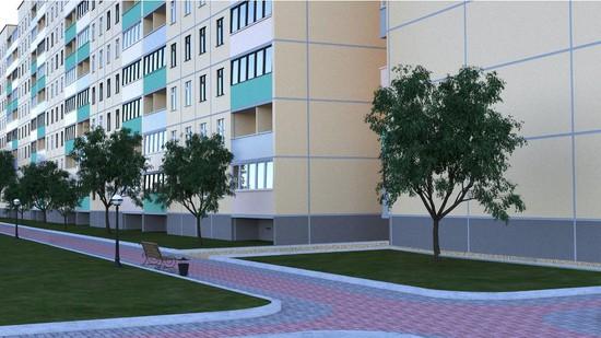 На «Аллее ветеранов» вСтаврополе появится новый сквер